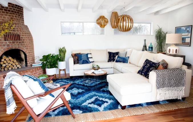jamie chung living room