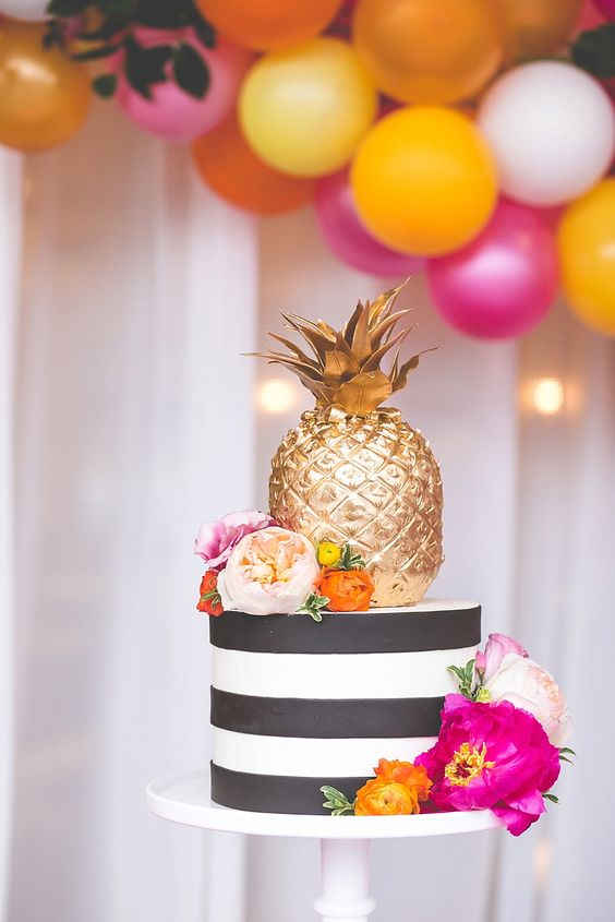 pineapple header