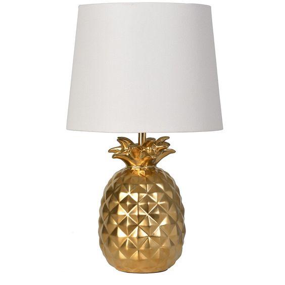 target pineapple lamp