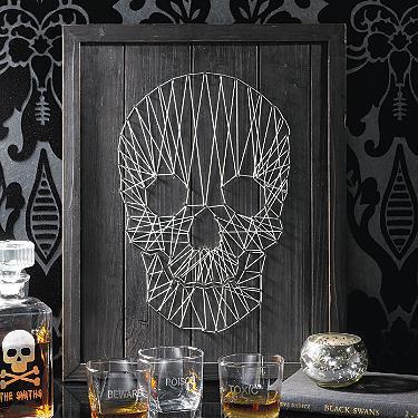 skull-dinnerware